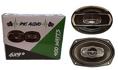 IMC AUDIO 6x9 2-Way 400W Car Audio Speaker with 1 Yr Warranty Dodge Eagle Ford