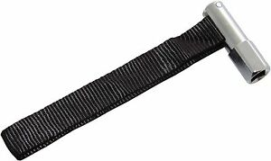 Am-Tech Oil Filter Strap Wrench Remove Filters 120mm 1/2