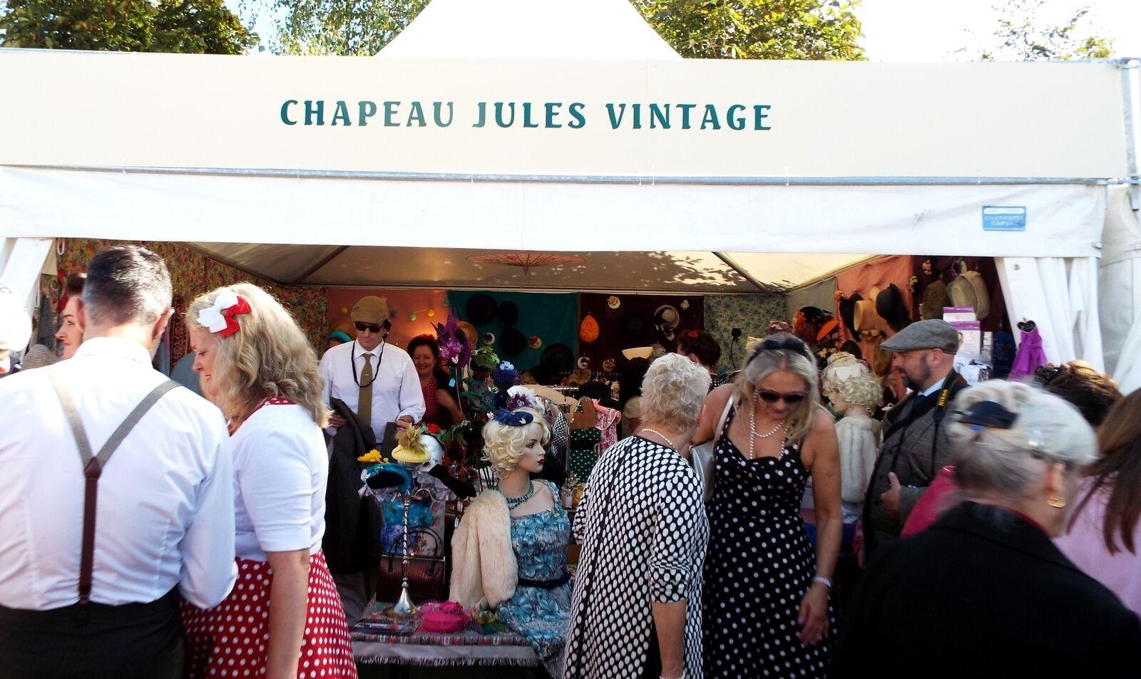 Chapeau Jules Vintage