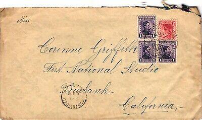 GP GOLDPATH: URUGUAY COVER 1929 _CV680_P08