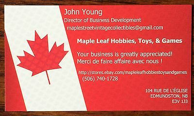 Maple Leaf Hobbies Toys and Games