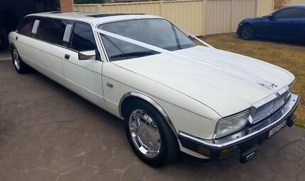 1988 Jaguar Sovereign Full Stretch Limousine