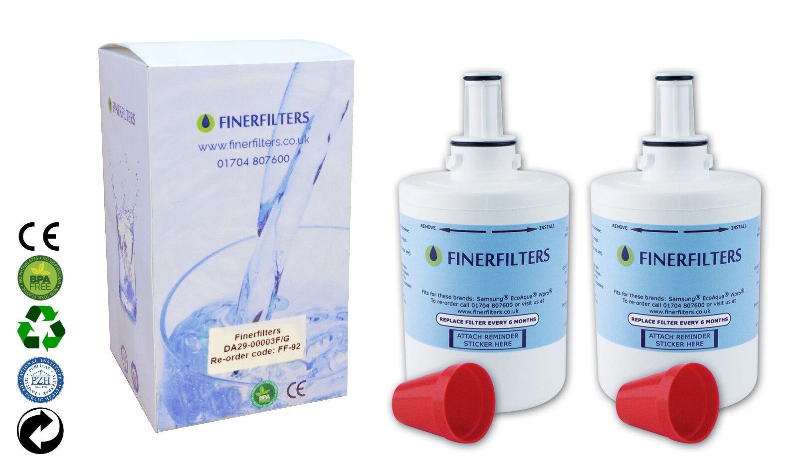 Filtro Acqua per Frigorifero compatibile per SAMSUNG da29-00003g HAFIN 2//exp Aqua Pure Plus