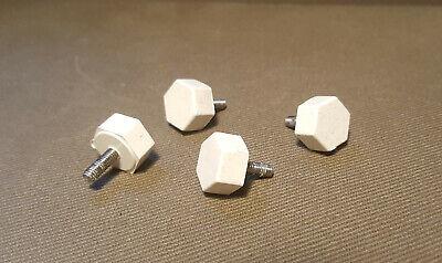 4 Thumbscrews For Hoshizaki Ice Machine Km-150baf Hardware Thumb Screws Screw