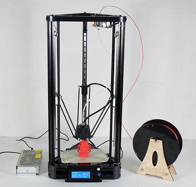 Hackka V1 Kossel Delta RepRap 3D Printer (Fully-Assembled Plug-n-Play)