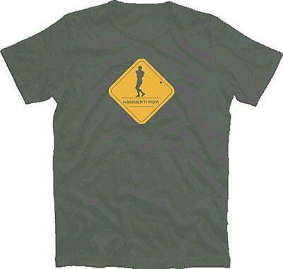 HAMMERWERFER CROSSING II Leichtathletik Hammerwerfen T-Shirt S-XXXL