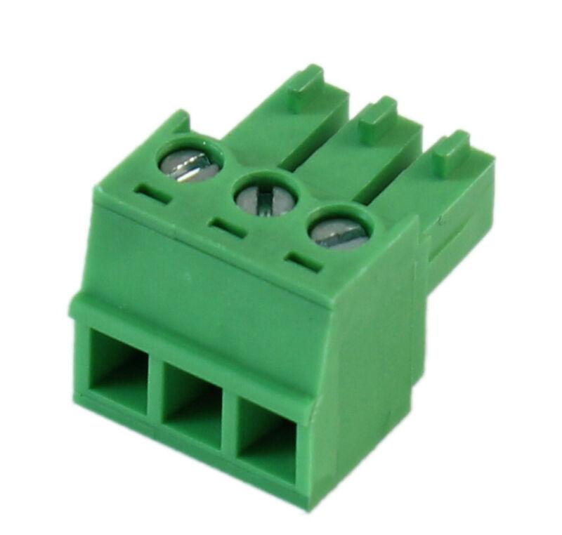 3.81mm Pitch 3 Position Euro / Phoenix(TM) PCB Terminal Block Connector