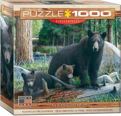 EuroGraphics New Discoveries Jigsaw Puzzle -