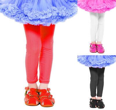 Leggings für Kinder 3 - 8 Jahre - Zubehör Kostüm Karneval Mottoparty Sommerkleid