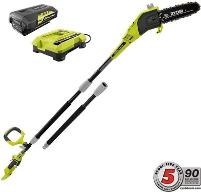 cordless pole saw 8 in 40 volt
