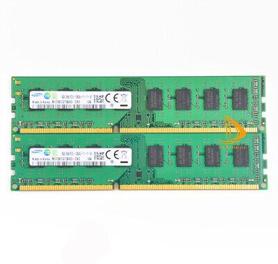 Samsung 16G 2x 8GB PC3L 12800U 2RX8 DDR3 1600MHz Arbeitsspeicher RAM DIMM Memory
