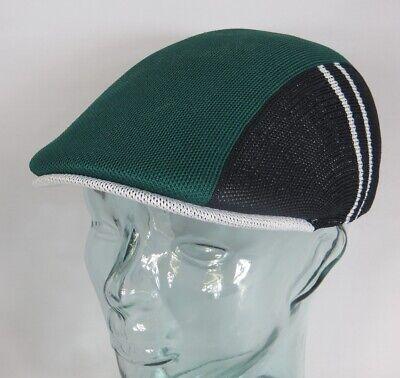 KANGOL STAR STRIPE 507 Flatcap Mütze Ivy Cap Gatsby Sommermütze Golfcap NEU Kangol Stripe