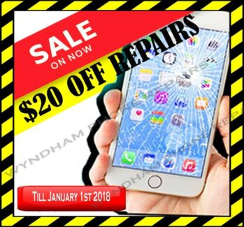 Phone repair Cheap Screen Replacements Wyndhamvale