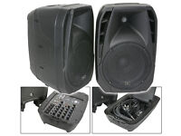 DUET300 Compact PA System with Bluetooth® 2 x 150W