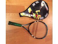 Babolat Roddick Junior / Youth Series 140 Tennis Racket Racquet With Case
