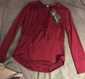 Bodysuit size 16