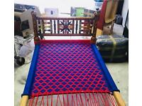 Pakistani style bed or manji