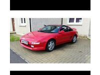 Modern day classic Toyota Mr2 - For sale or swap
