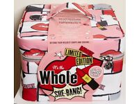 Soap and Glory Gift Set The Whole She Bang Limited Edition Gift Set