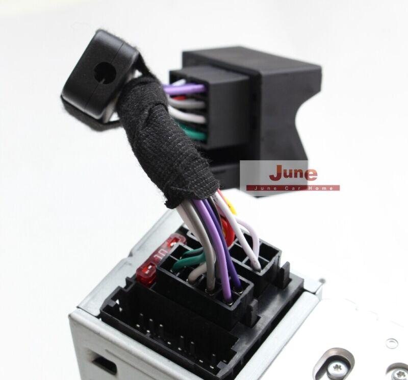 Transfer Adapter For 2 DIN Monsoon Premium 6 GOLF/JETTA MK4
