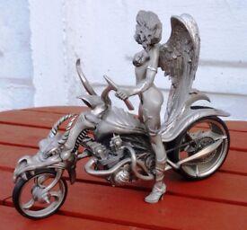 FOUR Franklin Mint Fantasy Bikes