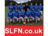 Looking for a few more players to join our 11 aside football team , JOIN LONDON TEAM