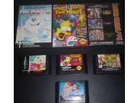 Sega genesis/mega drive games