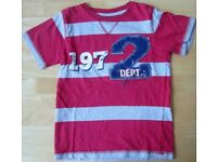 Boys tops, trousers etc 4-6 years old