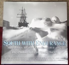 South with Endurance. Shackletons Antarctic Expedition 1914-1917