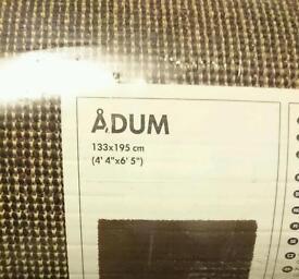 5x IKEA ÅDUM brown 133*195 NEW