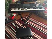 Yamaha Keyboard package 'MINT' condition