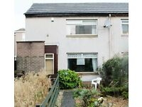 2 Bed end terrace house for rent