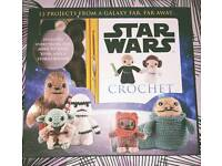 Star wars Crochet set