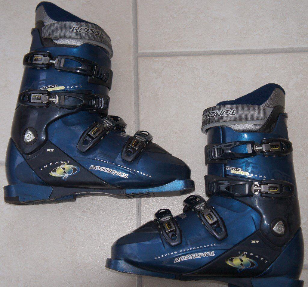 Rossignol impact xt ski boots men s size size eu uk