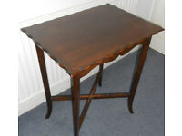Occasional Table - Ideal to Paint