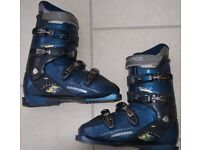 Rossignol Impact XT Carving Performance Downhill Ski Boots MDP 28.5 Men's 10 & Rossignol boot bag
