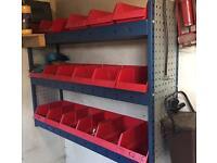 Van shelf