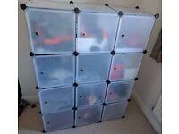 3 x 4 Box Modular storage system - ts-ideen 5121