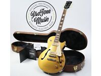 Gibson Les Paul ES Memphis VOS P90's Gold Top & Original Case & CAO