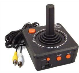 Wanted Atari and Tetris plug and play