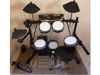 Alesis DM5 Drum Kit with throne
