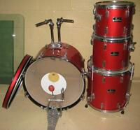 Two Drum Sets,Cymbals & Drum Cases For Sale!!!!