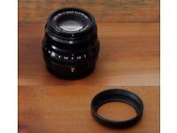 Fujifilm XF35mm lens (Fujinon XF-35 Fuji)