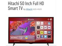 Hitachi Smart Tv 50 inch