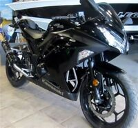 2014 Kawasaki Ninja 300 SE **Edition Black Out Two Brother