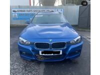 BMW 3 Series F31 320d M Sport Touring N47D20c engine, GS6 45DZ Gearbox breaking for parts