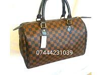 Ladies Lv speedy bag Louis Vuitton neverfull handbag £40