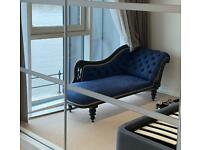 BEAUTIFUL CHAISE LONGUE. Free delivery!!!
