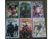 Young Avengers Marvel Comics