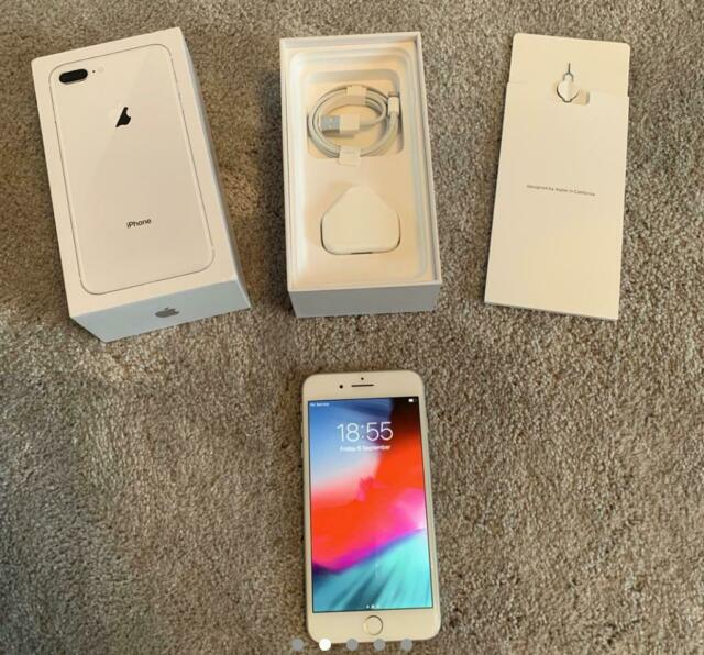 iPhone 8plus silver 64gb unlocked | in Spennymoor, County Durham | Gumtree